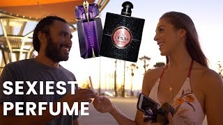 men rate THE SEXIEST perfume for women!!!