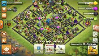 Clash of clans : fast earn money and highest level town hall