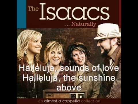 the-isaacs-hallelujah-with-lyrics-lena-adriana