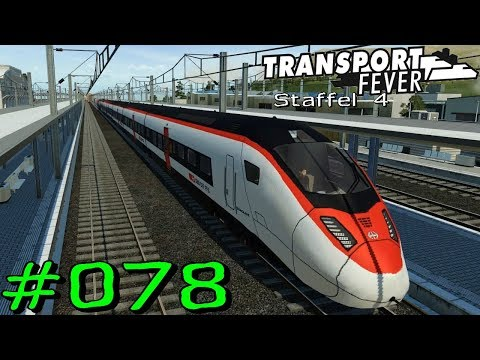 Transport Fever S4 #078 - Giruno in München gesichtet [Gameplay German Deutsch]