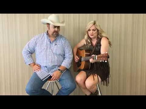 Rhonda Vincent Livestream Facebook singing her song