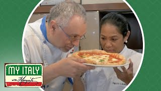 Margarita Fores learns how to make a Neopolitan pizza | My Italy With Margarita