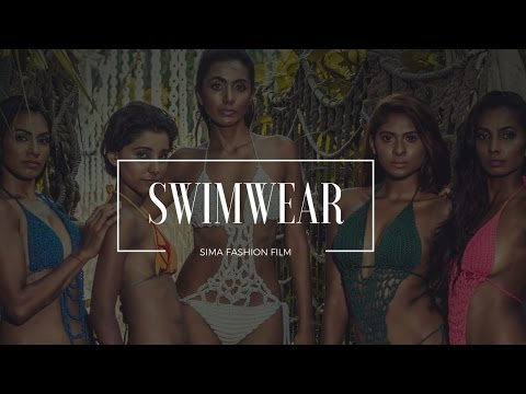 SIMA SWIMWEAR FASHION FILM