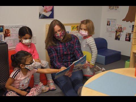 Preschool Class at Discovery Child Development Center