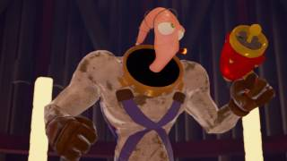 Earthworm Jim Trailer Imaginad 2017