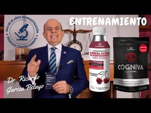 """Dr. Ricardo García Pelayo """"Cogniva - Cherry"""""""