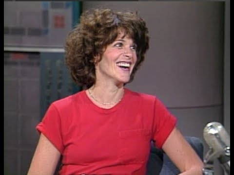 Gilda Radner on Late Night, July 22, 1986 + Gene Wilder, 1989