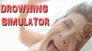 DROWNING SIMULATOR | Sortie En Mer