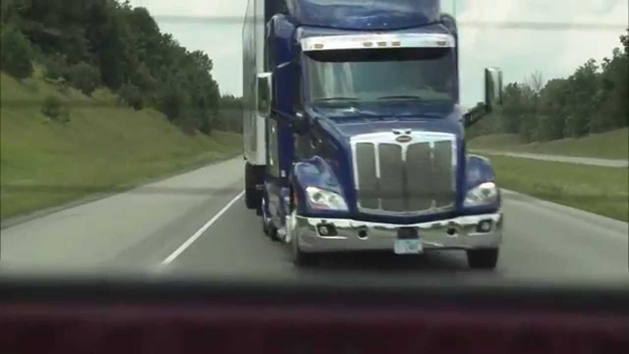 Driving with Bendix® Wingman® Advanced™ - A Collision Mitigation Technology