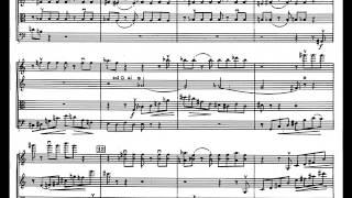 Levitin - String Quartet No.9 Op.66 (I-II Recitative)