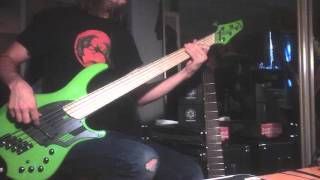 Tesseract Exile Cover Part 2 Spence Howard