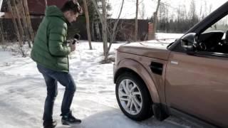 Land Rover Discovery Тест драйв Anton Avtoman