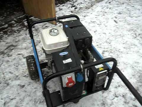 generator honda 380 w