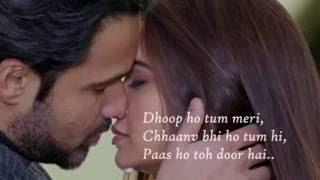RAAZ AANKHEIN TERI Raaz Reboot Full Lyrics Song | Arijit Singh | Emraan Hashmi, Kriti Kharbanda