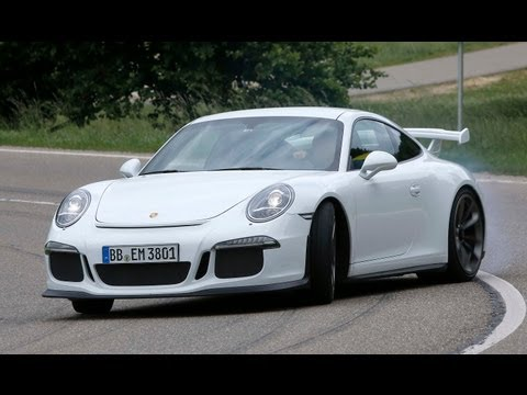 2013 Porsche 911 GT3 tested by www.autocar.co.uk