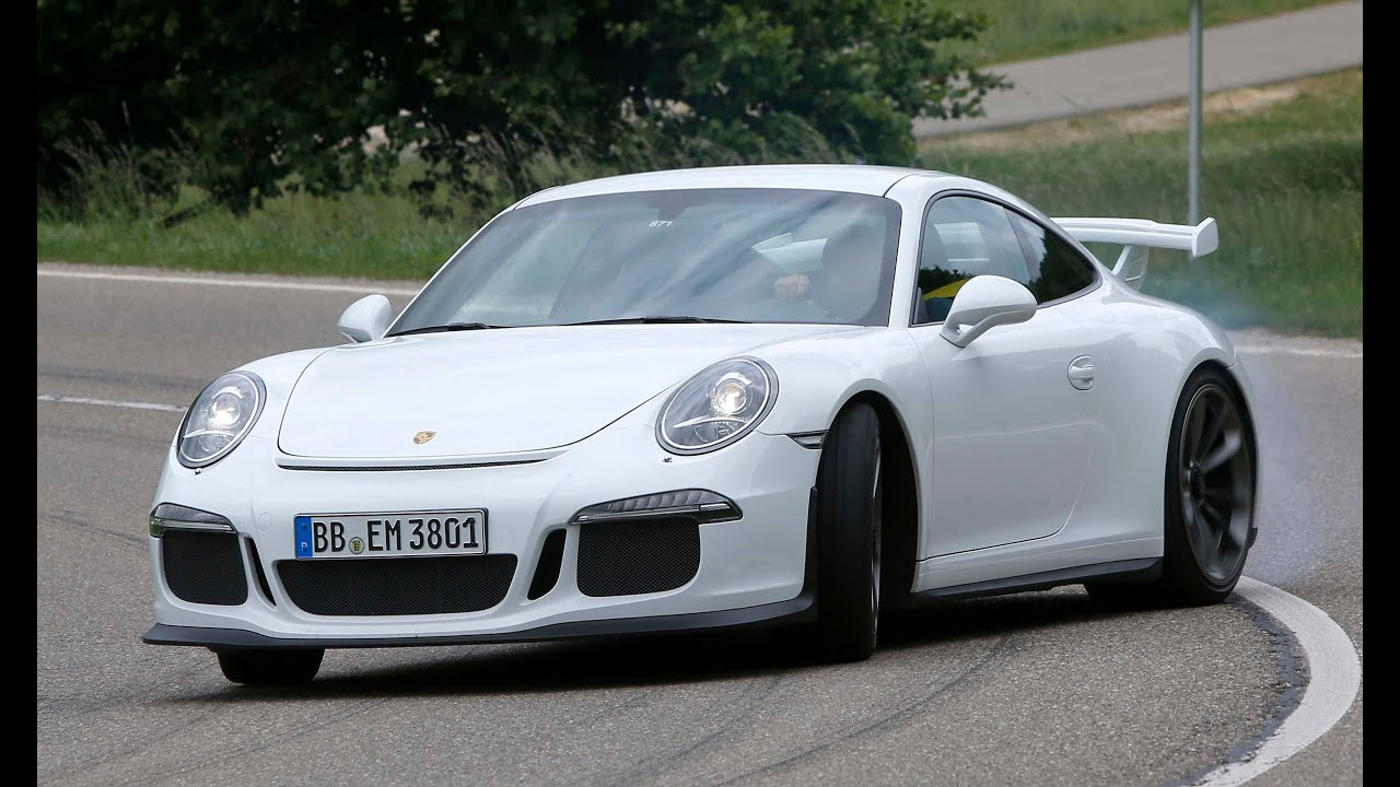 2013 Porsche 911 Gt3 Tested By Www Autocar Co Uk Youtube