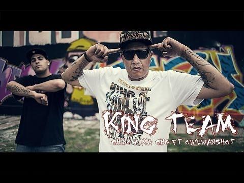Chino a.k.a CNO ft ObiewanShot | KING TEAM | Video oficial 2014
