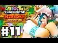 Mario + Rabbids Kingdom Battle: Donkey Kong Adventure DLC - Gameplay Walkthrough Part 11