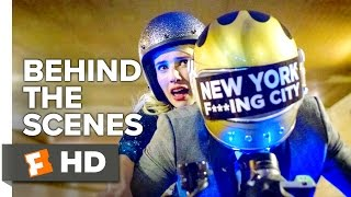 nerve behind the scenes the blind ride 2016 emma roberts movie