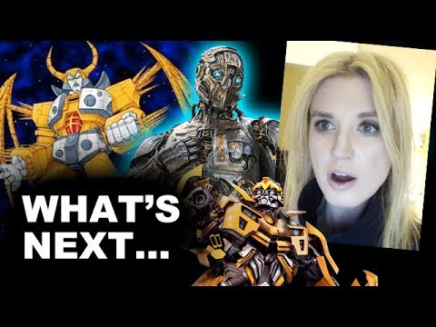 Thumbnail: Transformers The Last Knight End Credits - Transformers 6, Bumblebee 2018, Cogman Movie?