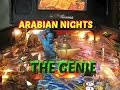 ARABIAN NIGHTS - BEAT THE GENIE - PINBALL ARCADE EPISODE # 5