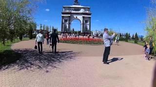 Триумфальная арка.г.Курск.