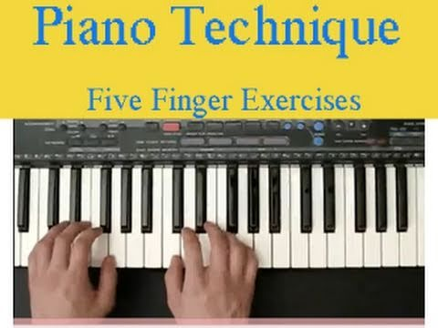 Piano piano chords techniques : Piano Techniques for Beginners - YouTube