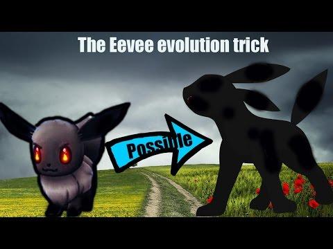 Eevee evolutions name trick!! Does It work?? Evolve your eevee into Flareon Vaporeon Jolteon
