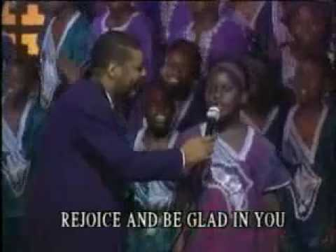 The Lord Be Magnified - African Children's Choir & Ron Kenoly