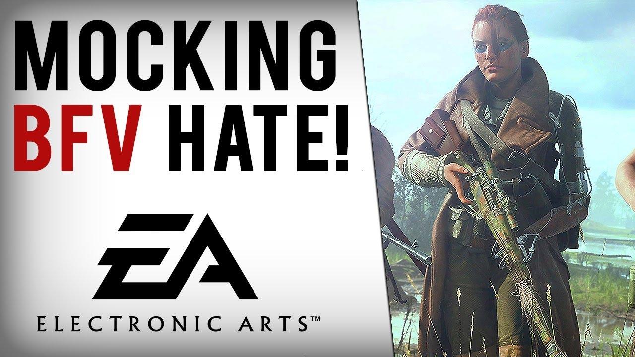 ea-devs-mock-battlefield-v-hate-get-political-pledge-to-fight-on
