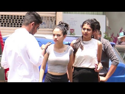 How To Get Girl's Phone Number   BOB   Prank In India