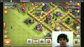 Clash of Clans - Carrinho de saque, torre do tesouro e bonus de estrela diario