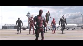 Deadpool  МСТИТЕЛИ - ПРОТИВОСТОЯНИЕ - РУССКИЙ ТРЕЙЛЕР