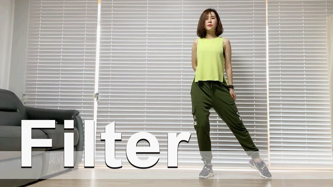 Filter - BTS(JIMIN) 방탄소년단(지민)   Dance Diet Workout   다이어트댄스   Choreo by Sunny   Zumba   홈트 