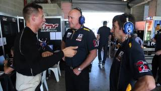Ice Break - Bathurst 12H Practice 2015