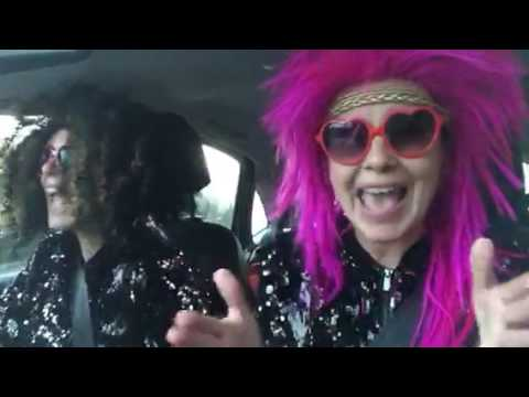 Mel & Kim's Carpool Karaoke for CLIC - Happy Birthday🚗🎤🎶🎂