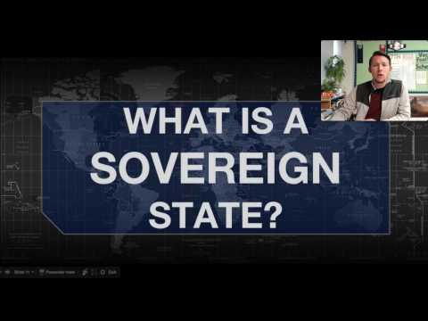 Government - 02 - Sovereign States