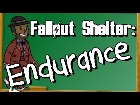 Fallout Shelter: Everything Endurance