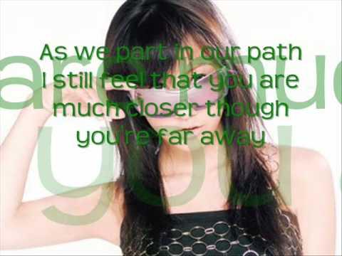 Nami Tamaki - Reason (Instrumental & Lyrics)