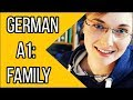 Learn German - Episode 42: Talk About Your Family In German