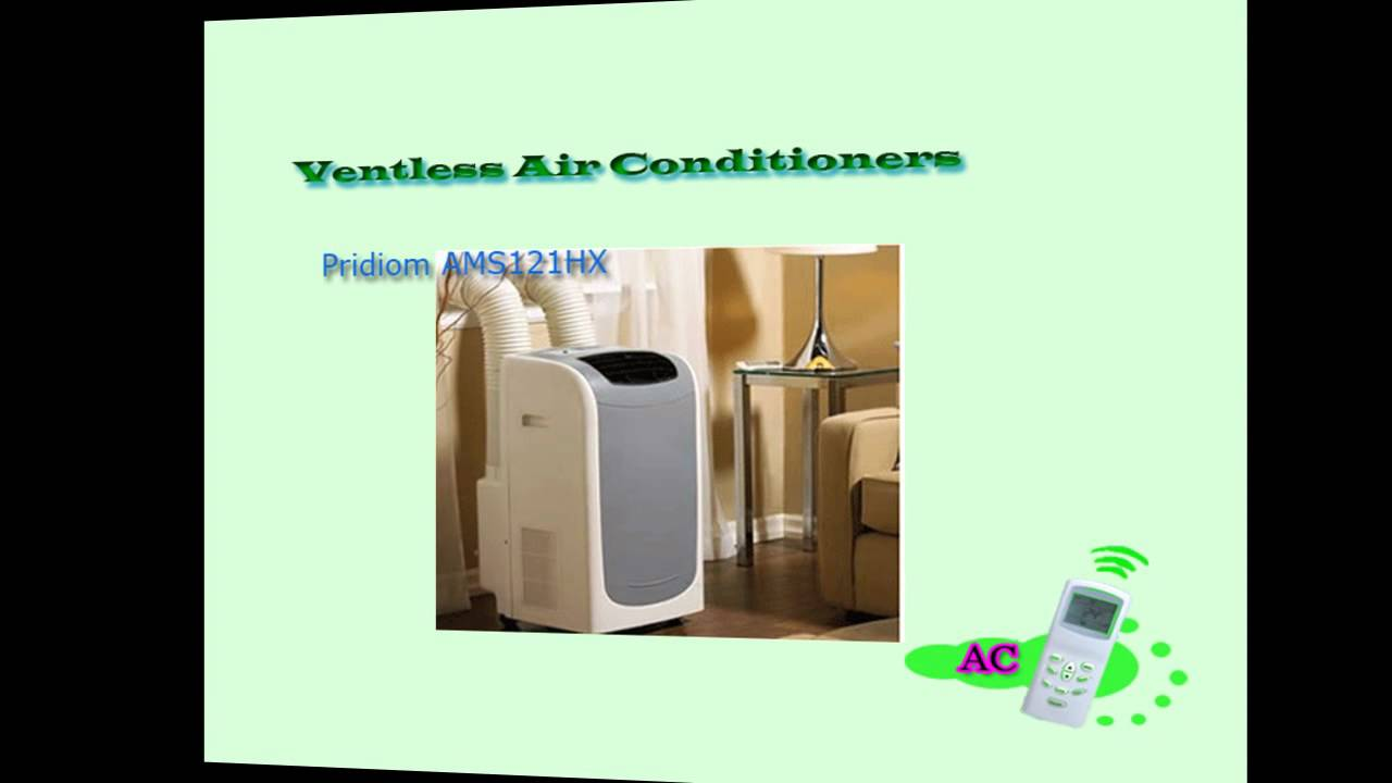 ventless air conditioner - Ventless Portable Air Conditioner