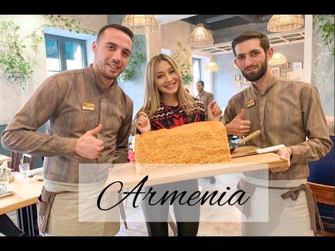 Японцы в Армении:  Ереван - Самый огромный десерт! (Часть 1)