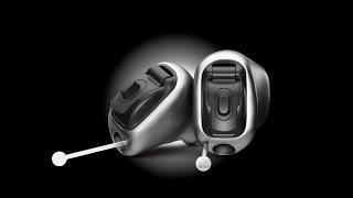 Hörgeräte Werbung / Phonak Virto B-Titanium / Schmelzer Hörsysteme