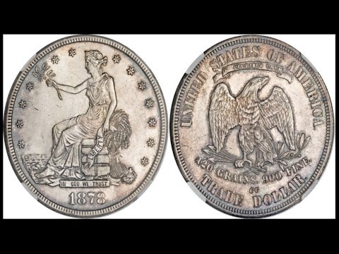 BEST FIND OF MY LIFE?! 1878 TRADE DOLLAR BABY! o_o | METAL DETECTING OCTOBER 18TH 2015