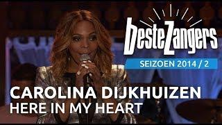 Carolina Dijkhuizen - Here in my heart | Beste Zangers 2014