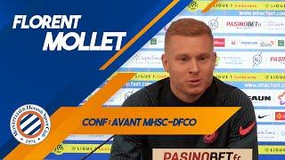VIDEO: Florent Mollet avant MHSC-DFCO !