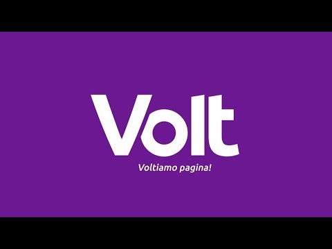 VOLT: INSIEME PER UN FUTURO EUROPEO by Volt Italia - GoFundMe
