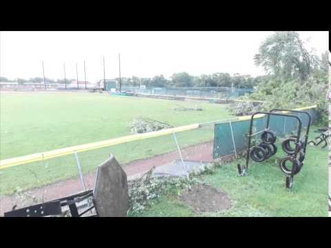 Grayslake Tornado Drone Footage 2015