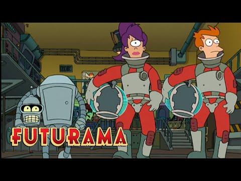 FUTURAMA | Season 1, Episode 8: This Mission Is Trash | SYFY
