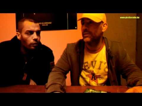 DopeMan-interjú (2012.03.02) - GhettoRadio.hu